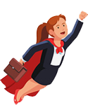 Icon Superwoman Onboarding